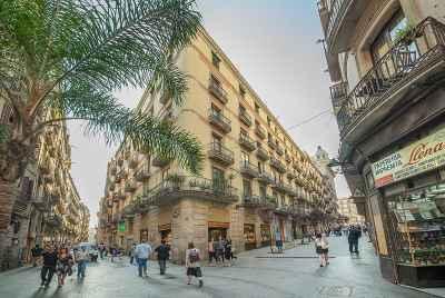 Коммерческое помещение с хорошей рентабельностью в центре Барселоны